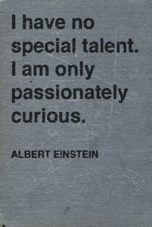 Who knew I had so much in common with such a brilliant mind. A must print.