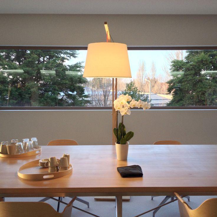 CRANE floor lamp by LISLEI