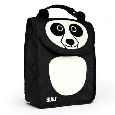 Panda Built NY Insulated Lunchbag