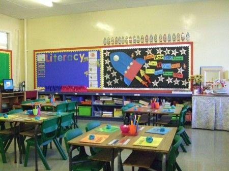 free welcome back to school bulletin boards | ... Back to School Bulletin Board- preschool or elementary rocket bulletin