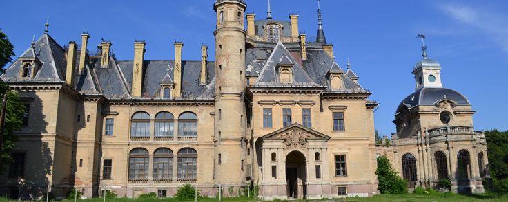 A turai Schossberger kastély.