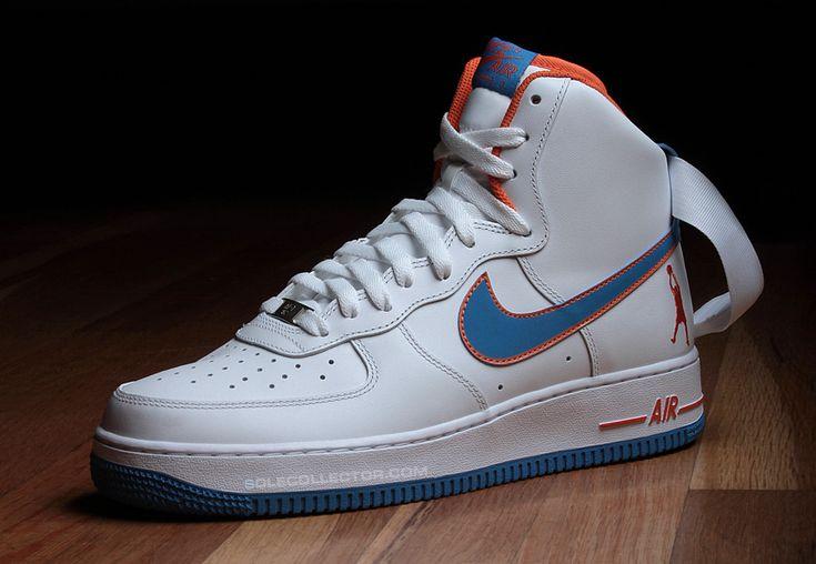 Jd inget sepatu basket jaman smp, Nike Air Force 1 Hi Rasheed Wallace