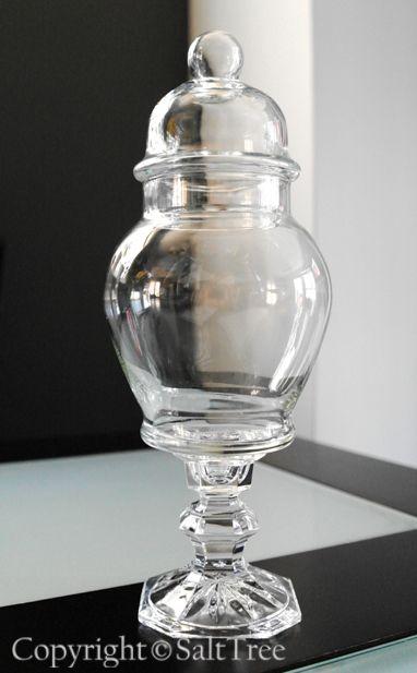 Glass Apothecary Jar (DIY/Tutorial)