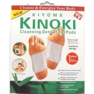 Kinoki Foot Detox Pads, Foot Detox Pads, Cleansing Foot Pads, Fee ...
