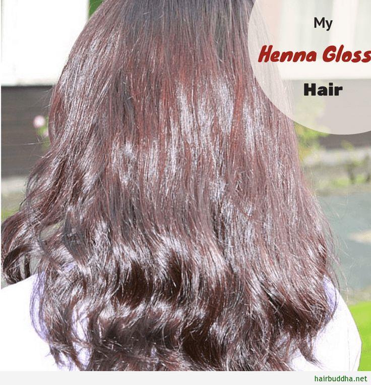 my henna gloss hair