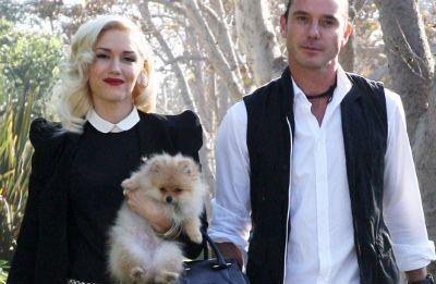 Família com (muito!) estilo: Gwen Stefani, marido e filhos no Dia de Ação de Graças