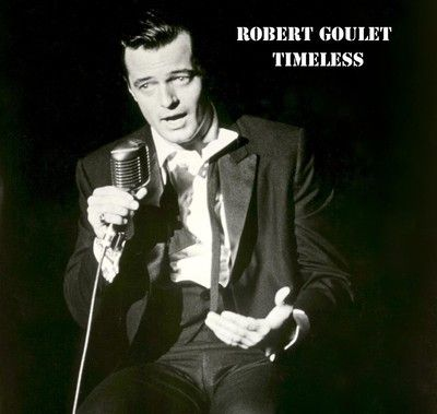 """""""What Are You Doing The Rest If Your Life""""  """"BEGIN AND END YOUR DAY WITH ROBERT GOULET""""!!"""