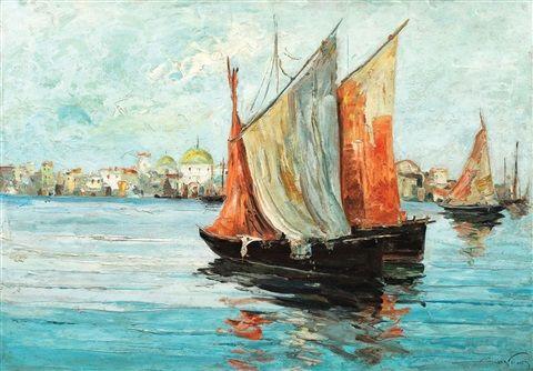 Iole la Veneția - Constantin (Constion) Ionescu