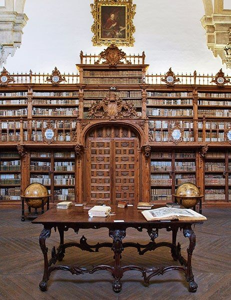 15 Stunning University Libraries Around the World You Need to See Photos…