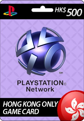 Sony Playstation Network Card (Hong Kong) just @ $ 72.99 - PlayStation Network (PSN) Cards are an example of a voucher code. The PSN Card must be redeemed on a PlayStation Network Master Account . http://www.pcgamesupply.com/buy/Sony-Playstation-Network-HK500-Card-HK/