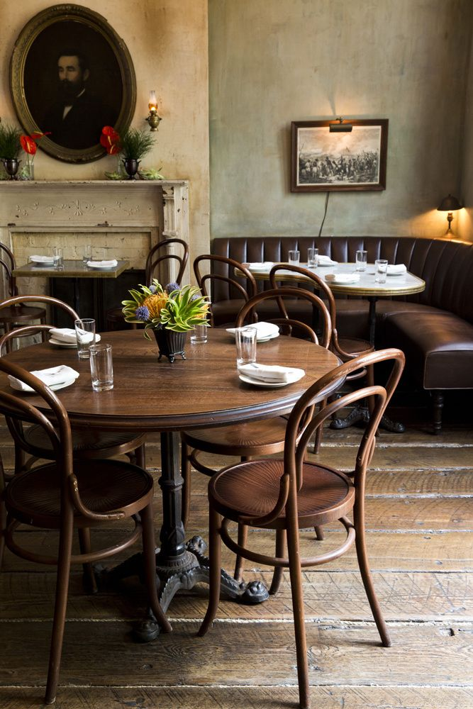 Maison Premiere restaurant | an Oyster House and Cocktail Den with NYC's most extensive absinthe collection