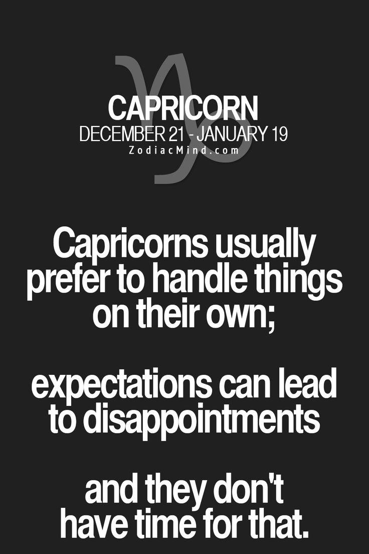 ♑ Capricorn ♑ #capricorn #zodiac #january #december #astrology #quotes