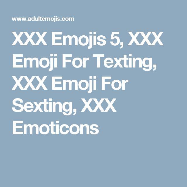 XXX Emojis 5, XXX Emoji For Texting, XXX Emoji For Sexting, XXX Emoticons