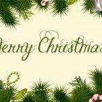 Happy Christmas FB Profile Cover Photo