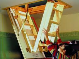 Image result for loft access ladders