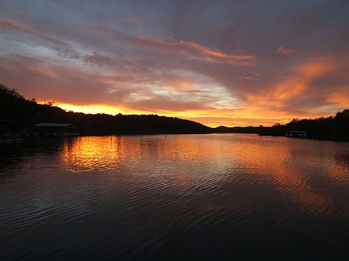 The always enjoyable Table Rock Lake.  I'm a fan.