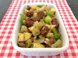 Venkel ovenschotel op Italiaanse wijzen   Het lekkerste recept vind je op AllesOverItaliaansEten
