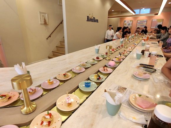 New Maison Able Cafe Ron Ron In Harajuku Tokyo Offers Colorful