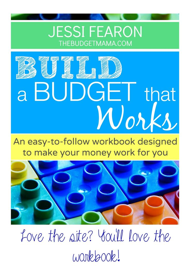No regular paychecks?  Here's a budget system for you - because everyone needs a budget to be financially successful !