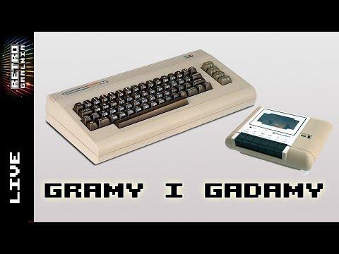 Gramy i Gadamy - 20 gier C64 na żywo! (z 8.12.2013) - YouTube