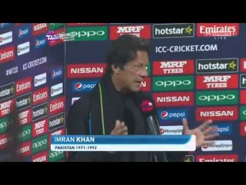 The moment when Chairman PTI Imran Khan won hearts on both sides of the ...