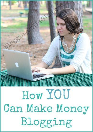 How Do I Make Money Blogging - Blogging on the Side