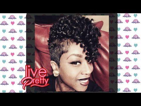 Pleasing 1000 Images About Hair Tutorials On Pinterest Bobs Crochet Short Hairstyles For Black Women Fulllsitofus