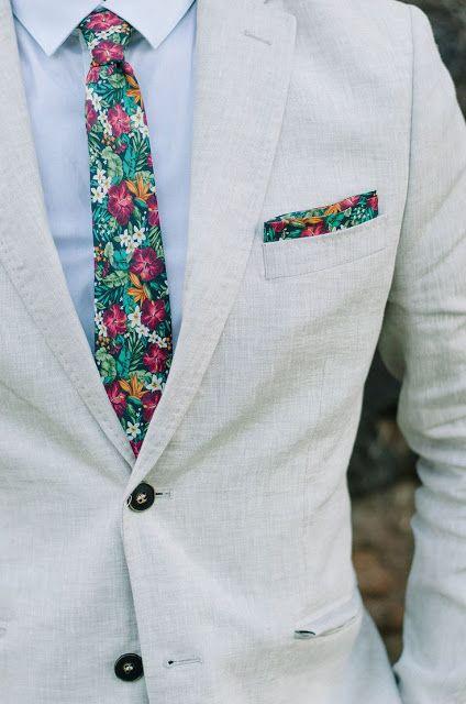 Macho Moda - Blog de Moda Masculina: Gravatas Estampadas, pra Inspirar!