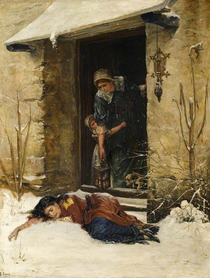 "Ellen Clacy, ""The Prodigal's Return"""