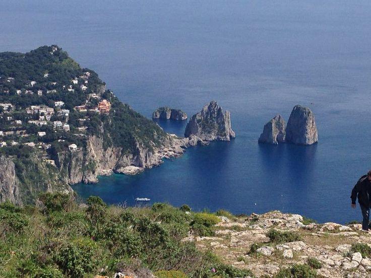 Anna Capri, Italy