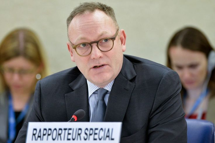 U.S.: UN expert calls for prosecution of CIA, US officials for crimes committed during interrogations