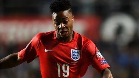 Sterling asked to rest - Hodgson