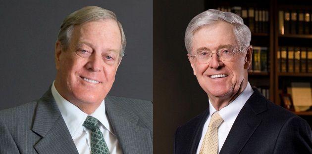 Charles ve David Koch Kardeşler - Petrol dünyasının en büyük isimleri