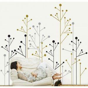 Autocolantes decorativos - MyVinilo® | Vinilo arbol - japanese tree