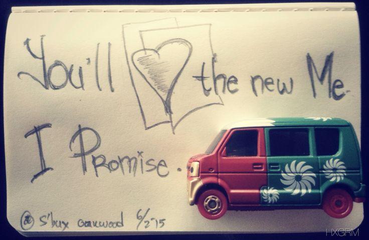 I promise! #Tomica #diecast #SuzukiEvery
