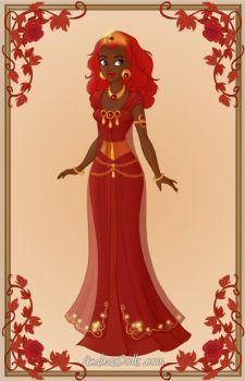 Birthstones: July Ruby by Arimus79