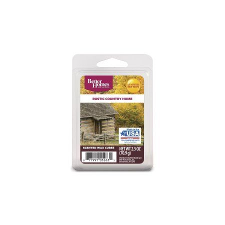 Better Homes Bhg Rustic Country Home Fragrance Cubes