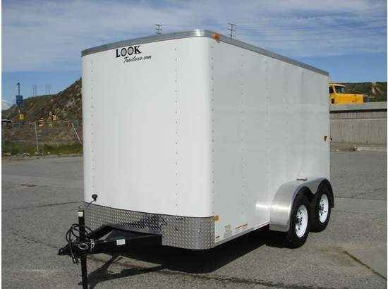 2016 New Other LOOK TRAILERS STLC6X12TE2 6X12 BUMPER PULL TRAILER Toy Hauler in California CA.Recreational Vehicle, rv, 2015 LOOK TRAILERS FOR SALE LOOK TRAILERS STLC6X12TE2 6X12 BUMPER PULL TRAILER, The ST by LOOK Trailers... Value Packed, Entry Level Cargo Series 6x12 Tandem Axle Enclosed Trailer For Sale Tube Frame Construction - Premium grade prepped and primed frames - Z-tech Automotive Undercoating - Dexter Spring Axle w/ez lube hubs (American Made) All wheel electric Brakes - ST205/75…