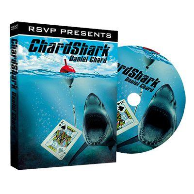 Chardshark by Daniel Chard and RSVP Magic - DVD