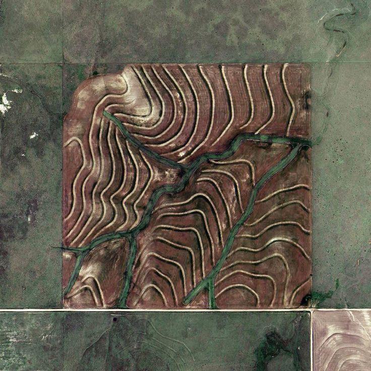 Sono nato in collina, dove il panorama è fatto di castelli che punteggiano le cime dei colli, campi irregolari e colorati che sembrano tappeti stesi al sole alla rinfusa, e sono abituato a vedere—come confini tra le proprietà e i paesi—fossi, filari di alberi e strade. La piatta, geometrica regolarità della pianura mi mette una …