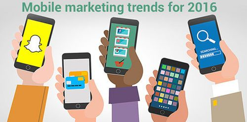 #Key Mobile Marketing Trends That Will Rule 2016