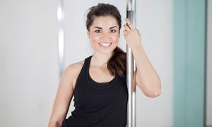 Groupon - Three or Six Pole Dance or Fitness Classes at Goddess Fitness Dance (Up to 59% Off) in Sherman Oaks. Groupon deal price: $29