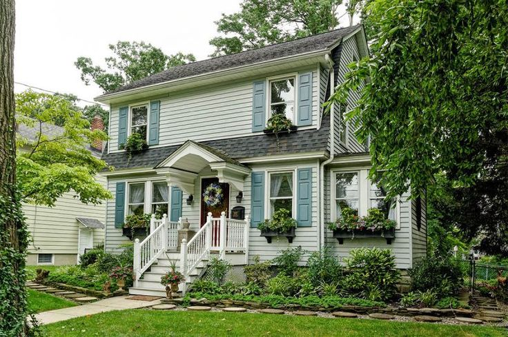 Elizabeth Haddon Dutch Colonial Style Home Haddonfield