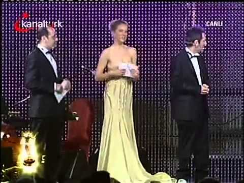 Kenan İmirzalıoğlu Best Male Actor and EZEL Best Serial - Ismail Cem Te...