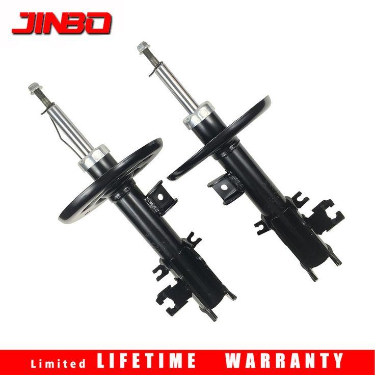 Pair front suspension left right struts shocks for 2007