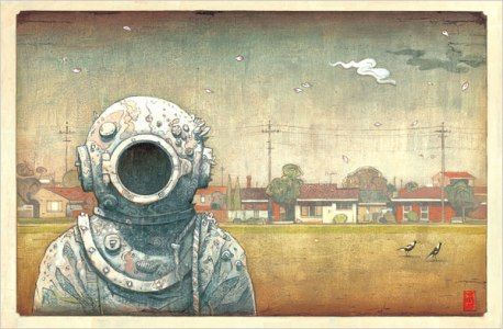 Shaun Tan - Tales from Outer Suburbia