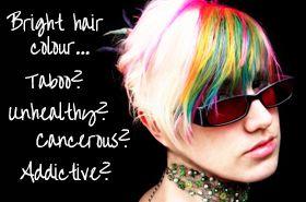 Bright hair taboo | Is bright #hair dye unhealthy | BVD