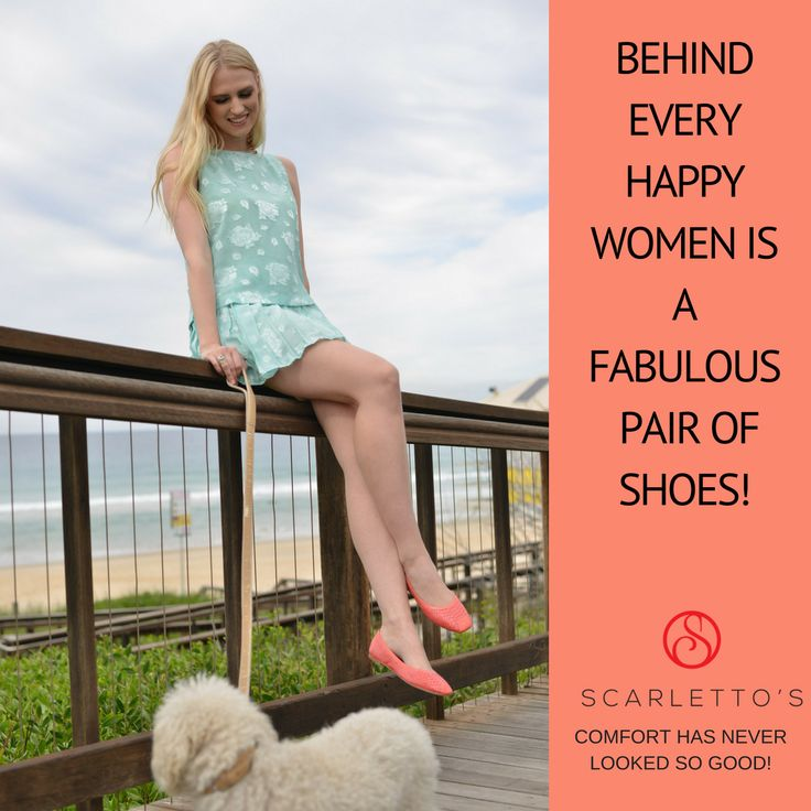 What's better than a super cute pair of flats? Ones that not only look great but are comfortable and durable enough to be worn all day – now that's sheer bliss!  Our flats are in a league of their own when it comes to standout styles mixed with durability, affordability and comfort. #ScarlettosSister #Scarlettos_Shoes #DesignerShoes #ShoesOnline #Shoes #Heels #BalletFlats #Stilettos #HighHeels #GetThemBeforeSheDoes #MidHeels #ComfortableAffordableShoes #ShoeSale