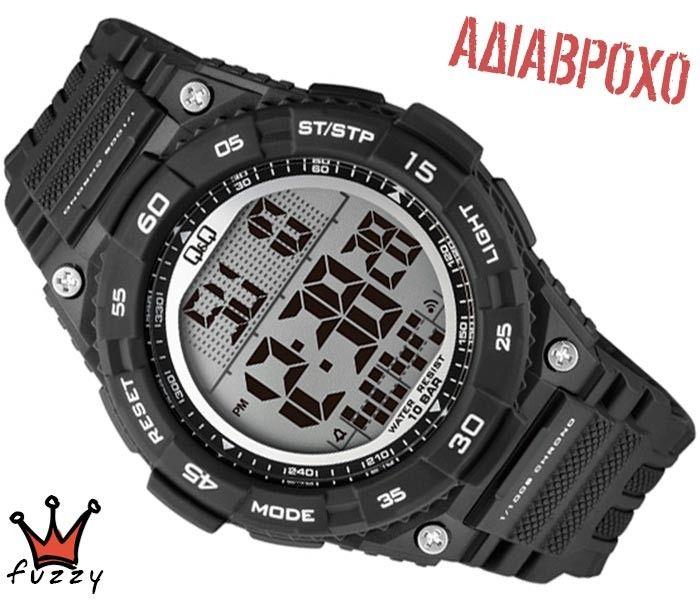 Q&Q ανδρικό ρολόι (M147-001)
