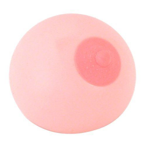 Splat Back Splatback Large Breast Novelty Toy Gift by FindingKing. $22.50. Splat toys are perfect for gift giving. If your stressed throw a splat toy to liven up your day. It will prove to be the highlight of your next party or give you hours of entertainment. Feel like you need to add a little joy to your day, playing with a splat toy is lots of fun. This is a new large breast splat toy. Large Breast Splat Toy       This is a new large breast splat toy    Splat toys are pe...